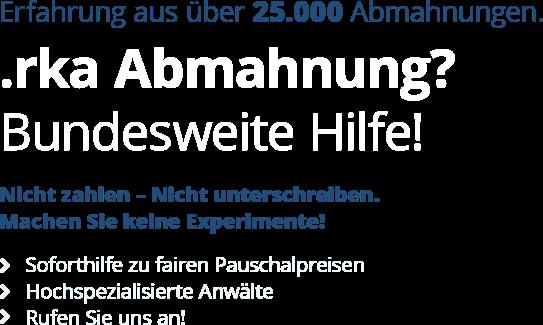 RKA Law Text Desktop